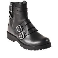 Topánky Deti Polokozačky Melania ME6010F8I.B čierna