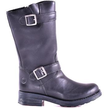 Topánky Dievčatá Čižmy do mesta Melania ME6027F8I.A čierna