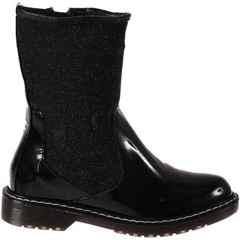 Topánky Deti Polokozačky Grunland ST0363 čierna