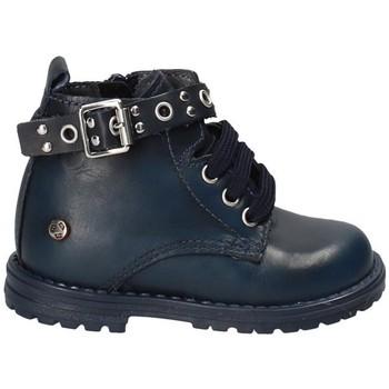 Topánky Deti Polokozačky Melania ME1630B8I.B Modrá