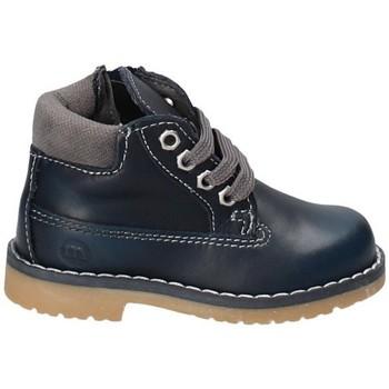 Topánky Deti Polokozačky Melania ME1628B8I.C Modrá