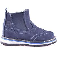 Topánky Deti Polokozačky Melania ME1603B8I.D Modrá