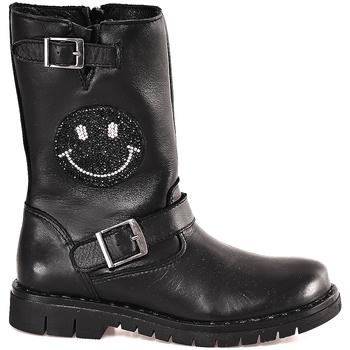 Topánky Ženy Čižmičky Holalà HL0009L0002J čierna