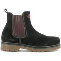 Topánky Deti Polokozačky Alberto Guardiani GK22806G čierna
