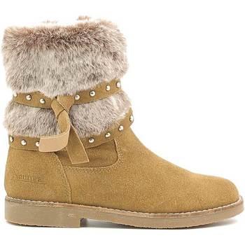 Topánky Deti Snehule  Naurora NA-640 Béžová
