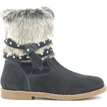 Topánky Deti Snehule  Naurora NA-640 Modrá
