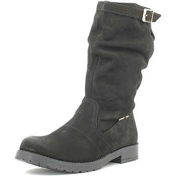 Topánky Deti Polokozačky Lulu LL1000017L čierna