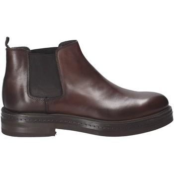 Topánky Muži Polokozačky Rogers 456_2 Hnedá