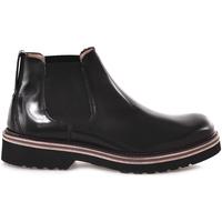 Topánky Muži Polokozačky Soldini 20358 D čierna