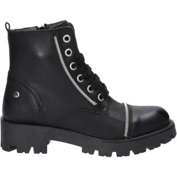 Topánky Deti Polokozačky Melania ME6173F7I.A čierna