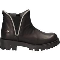 Topánky Deti Polokozačky Melania ME6086F7I.A čierna