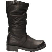 Topánky Deti Polokozačky Melania ME6087F7I.C čierna