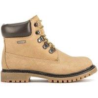 Topánky Deti Polokozačky Lumberjack SB00101 012 D01 žltá