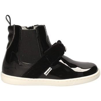 Topánky Deti Polokozačky Balducci CITA069 čierna
