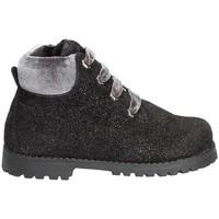 Topánky Deti Polokozačky Grunland PP326 čierna