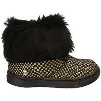 Topánky Deti Snehule  Melania ME0121A7I.A čierna