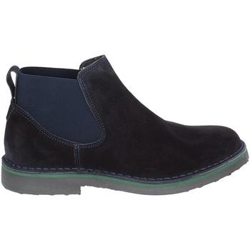 Topánky Muži Polokozačky Rogers 20078 Modrá