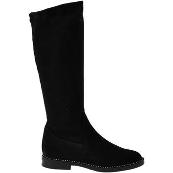 Topánky Deti Čižmy do mesta Grunland ST0366 čierna