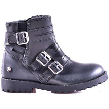 Topánky Deti Polokozačky Melania ME2010D8I.B čierna