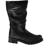 Topánky Deti Polokozačky Melania ME6849F8I.A čierna