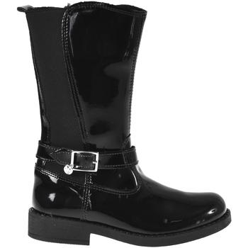 Topánky Deti Polokozačky Melania ME2800D8I.Z čierna