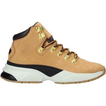 Topánky Muži Polokozačky Lumberjack SM66201 001 M23 žltá