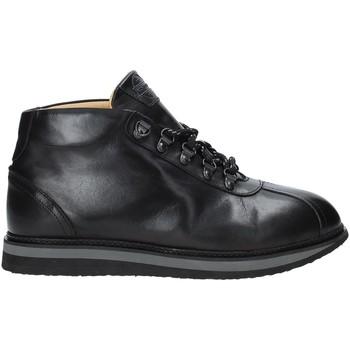 Topánky Muži Polokozačky Exton 771 čierna