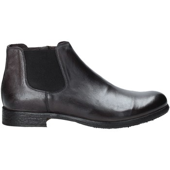 Topánky Muži Polokozačky Exton 3117 Šedá