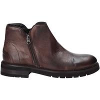 Topánky Muži Polokozačky Exton 25 Hnedá