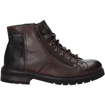 Topánky Muži Polokozačky Exton 28 Hnedá