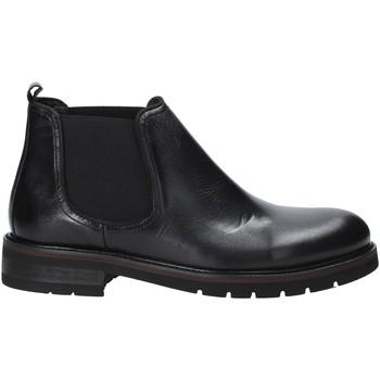 Topánky Muži Polokozačky Exton 65 čierna