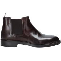 Topánky Muži Polokozačky Rogers 1104_4 Hnedá