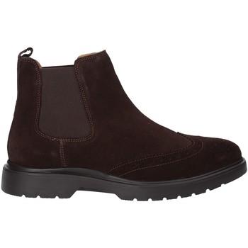 Topánky Muži Polokozačky Impronte IM92006A Hnedá