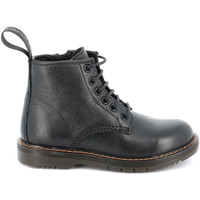 Topánky Deti Polokozačky Grunland PO1177 čierna
