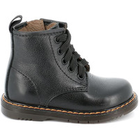 Topánky Deti Polokozačky Grunland PP0255 čierna
