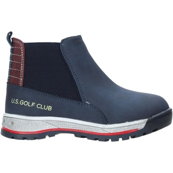 Topánky Deti Polokozačky U.s. Golf W19-SUK525 Modrá