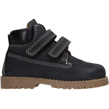 Topánky Deti Polokozačky Valleverde 36801 Modrá