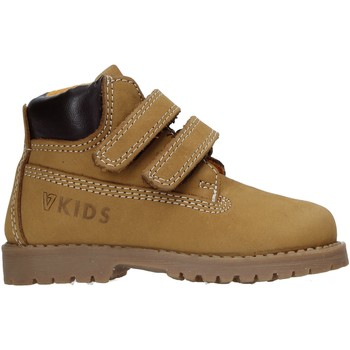 Topánky Deti Polokozačky Valleverde 36801 žltá