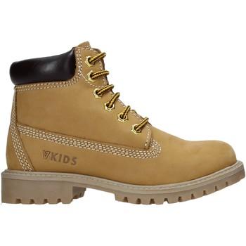 Topánky Deti Polokozačky Valleverde 36803 žltá