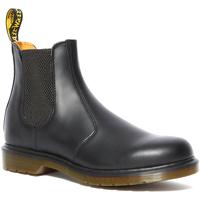 Topánky Muži Polokozačky Dr Martens DMS2976 11853001 čierna
