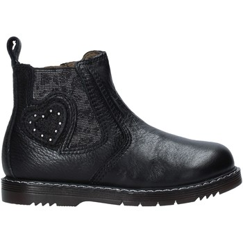 Topánky Deti Polokozačky Grunland PP0414 čierna