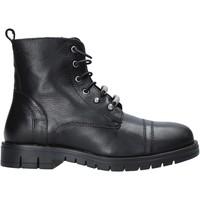 Topánky Deti Polokozačky Grunland PO1504 čierna