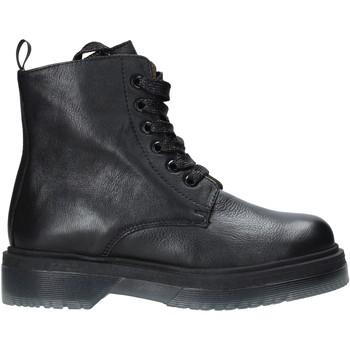 Topánky Deti Polokozačky Grunland PO1493 čierna