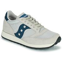 Topánky Nízke tenisky Saucony JAZZ VINTAGE Béžová / Námornícka modrá