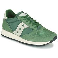 Topánky Muži Nízke tenisky Saucony JAZZ VINTAGE Zelená