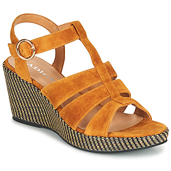 Topánky Ženy Sandále Adige FLORY V4 UNDER SAFRAN Žltá