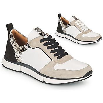 Topánky Ženy Sandále Adige VANILLE V5 PYTHON ICE Biela