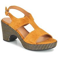 Topánky Ženy Sandále Adige ROMA V7 UNER SAFRAN Hnedá