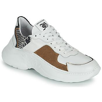 Topánky Ženy Nízke tenisky John Galliano MISTEY Biela