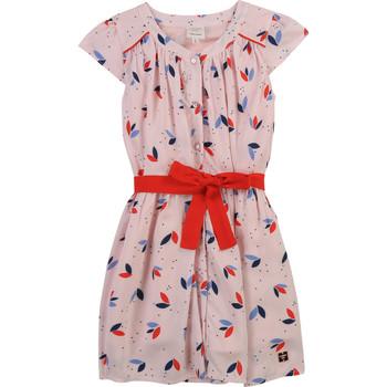 Oblečenie Dievčatá Krátke šaty Carrément Beau Y12246-44L Ružová